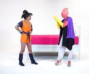 Dragon Ball Z porn parody..