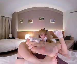 Cosplay Feet VR - Mana Feb..