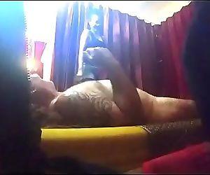 Naughty girl Asian massage..