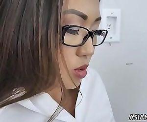 my asian secretaries 8 min..